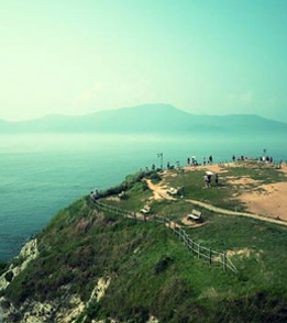 Depiction of Hallyeohaesang_National_Park
